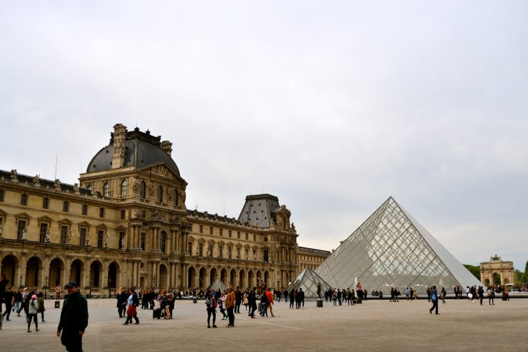 Museo Louvre de París