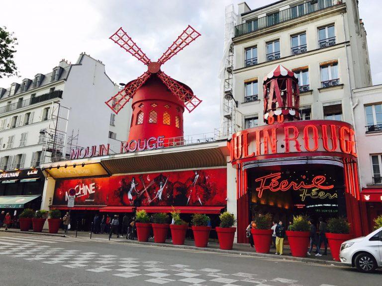 Que ver y hacer en París, Moulin Rouge