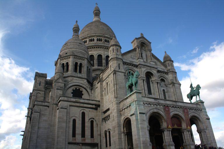 Qué ver y hacer en París, el Sacre Coeur