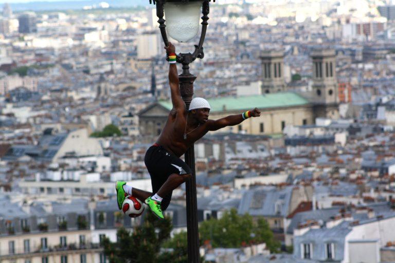 Equilibrista en París