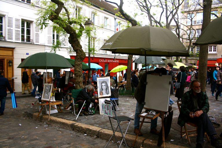 Qué ver y hacer en París, el Montmatre