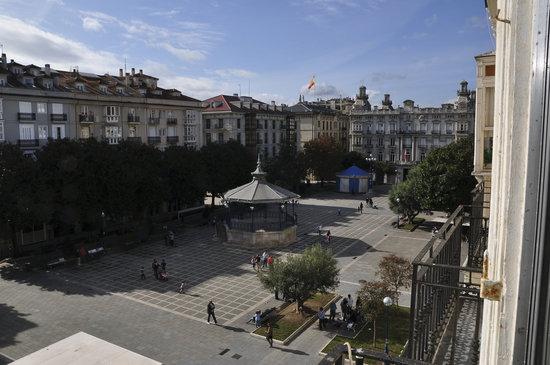 Qué ver y hacer en Santander en plaza Pombo
