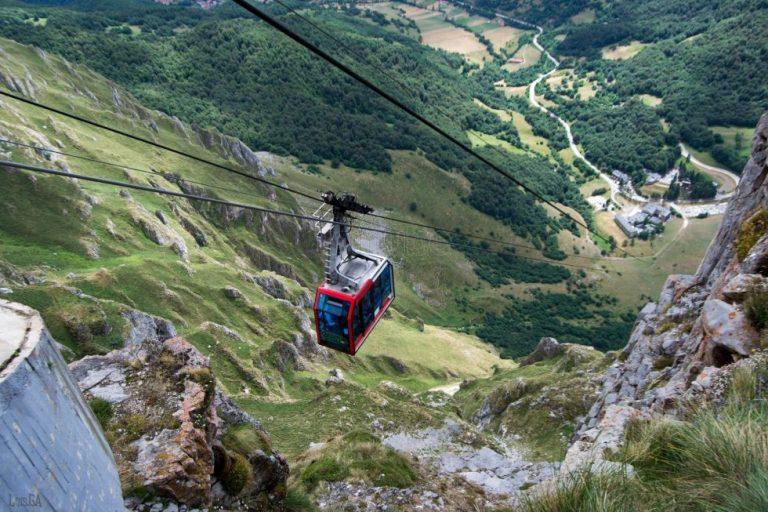 Qué ver y qué hacer en Liébana, sube a los Picos de Europa por el Teleférico de Fuente Dé