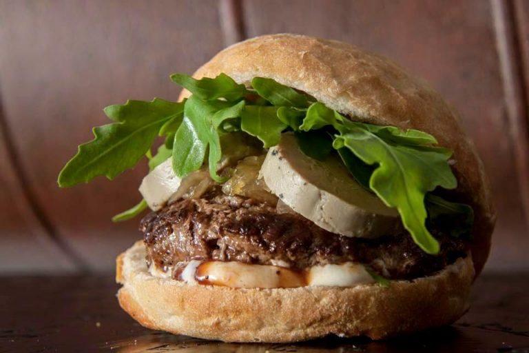 Hamburguesa de la Vaca Pasiega en Santander
