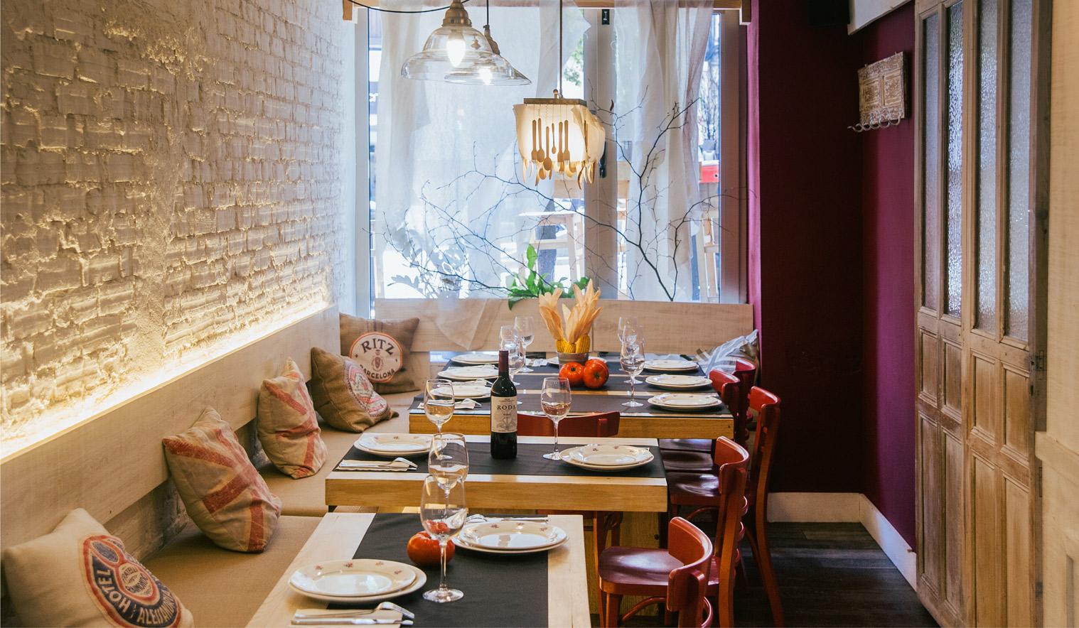 39 bueno bonito y barato 39 20 restaurantes ideales en for Apartamentos baratos en sevilla por dias