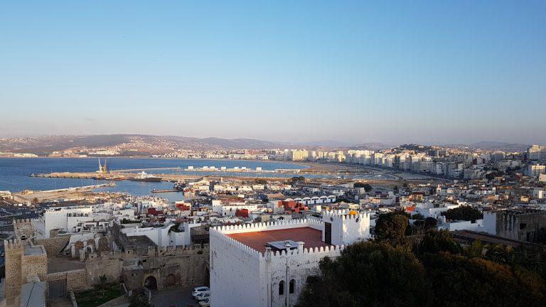 Descubre qué ver y hacer en Tánger con sus vistas desde el Kasbah