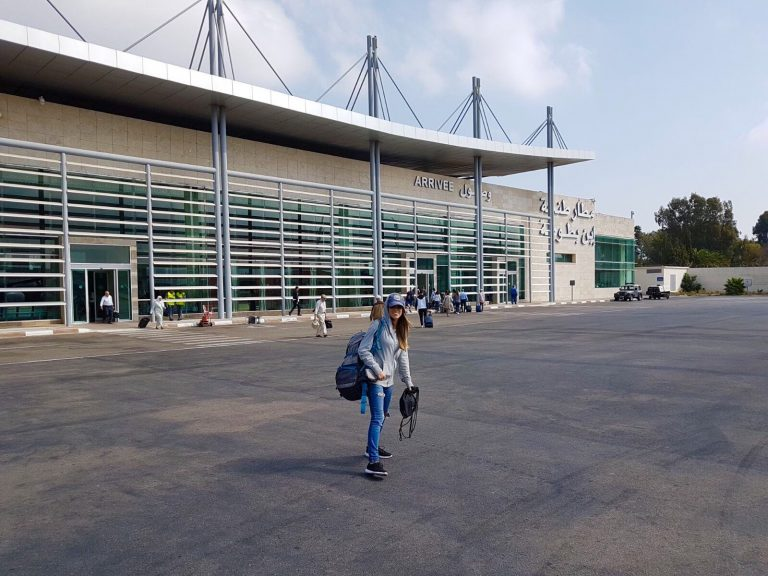 Descubre qué ver y hacer desde el aeropuerto de Tánger