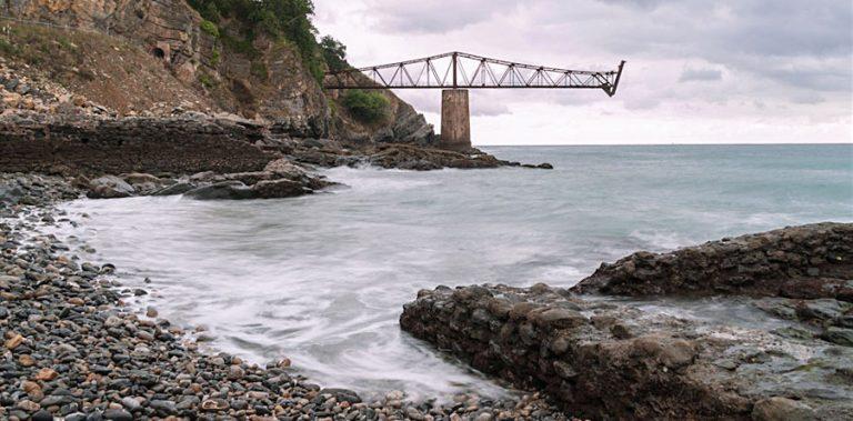 Cala Cargadero de Mioño para ir con Perros en Cantabria