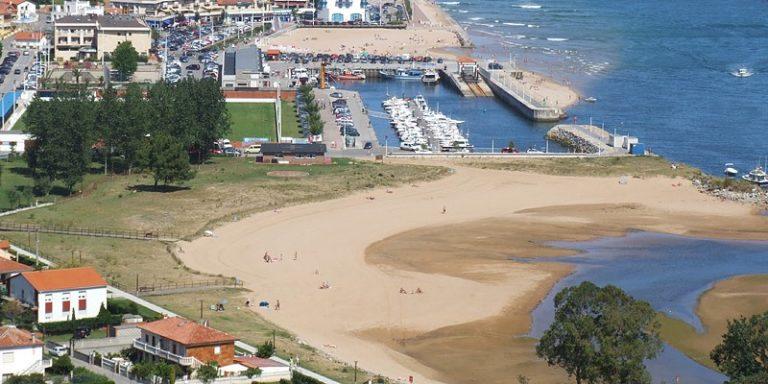 Playa la Riberuca para ir con perros en Cantabria
