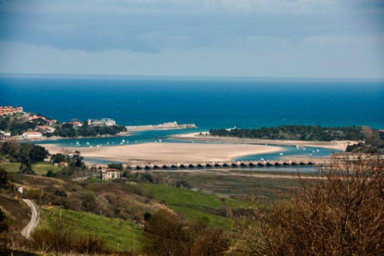 Playa la Maza para ir con perros en Cantabria