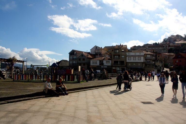 Plaza que ver en Combarro, Galicia