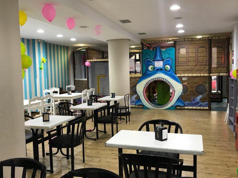 Restaurante donde comer con niños en Arpeo Cervecera de Suances en Cantabria