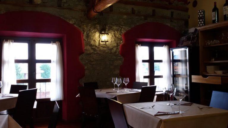 Restaurante donde comer con niños en la Huerta de Sines en Cantabria