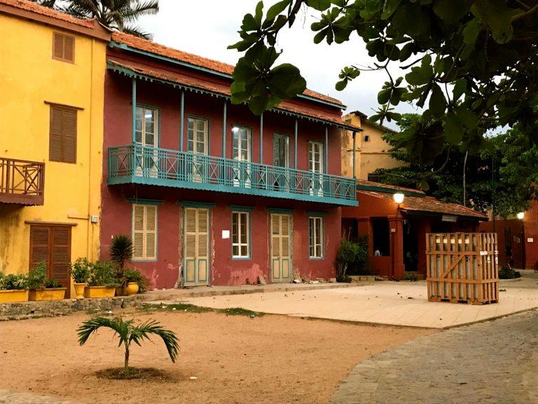 Isla Gorée, Senegal