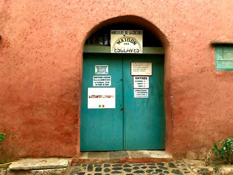 Maison des Esclaves, Isla Gorée