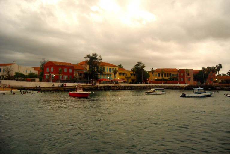 Playa de Isla Gorée