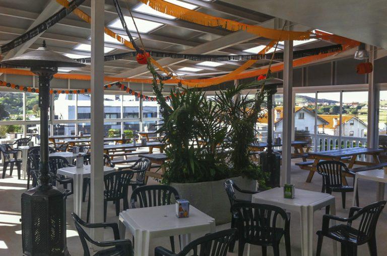 Restaurante donde comer con niños en la Granja Cervecera en Cantabria