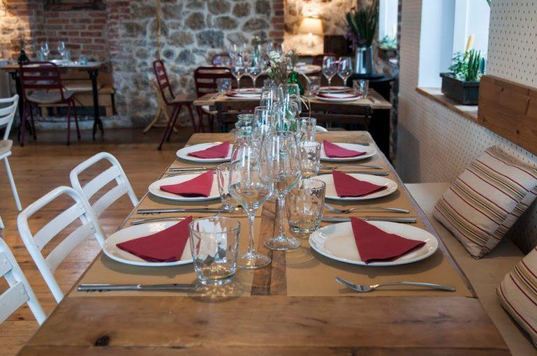 Restaurante donde comer con niños en la Vegana de Boo en Cantabria