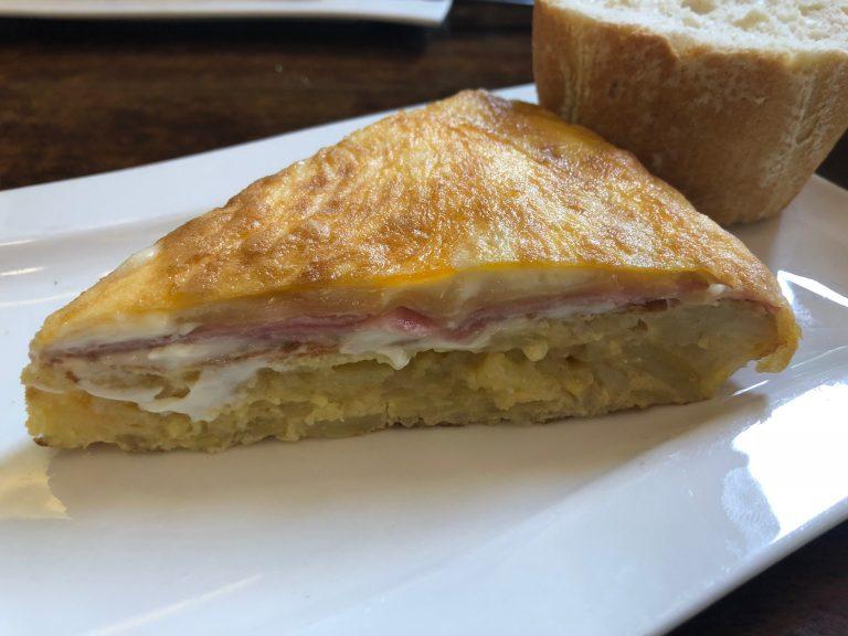 Tortilla especial de Stylo en Santander