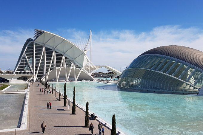 Ciudad de las Artes y las Ciencias, qué ver y qué hacer en Valencia