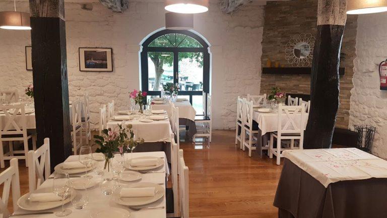Restaurante donde comer con niños en la Casona de Don Blas en Cantabria