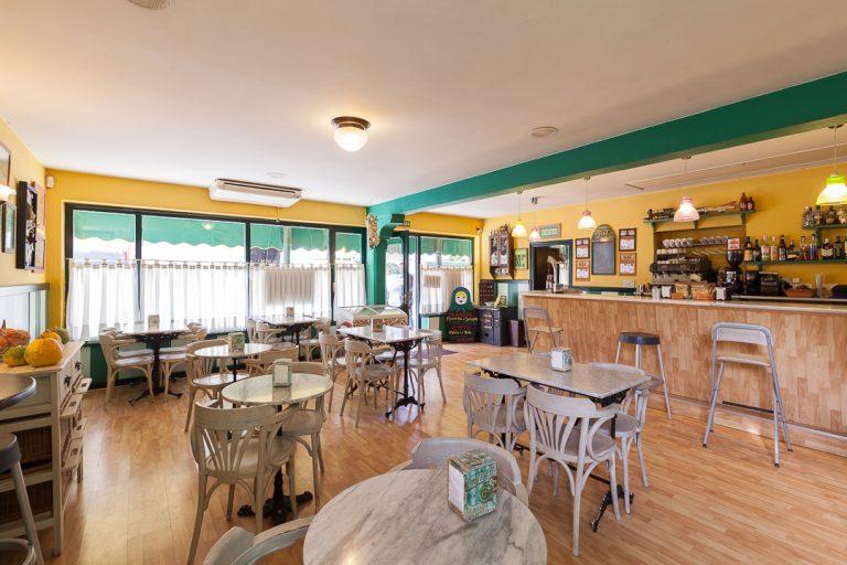 Restaurante para comer con niños en la Juguetería de Liérganes