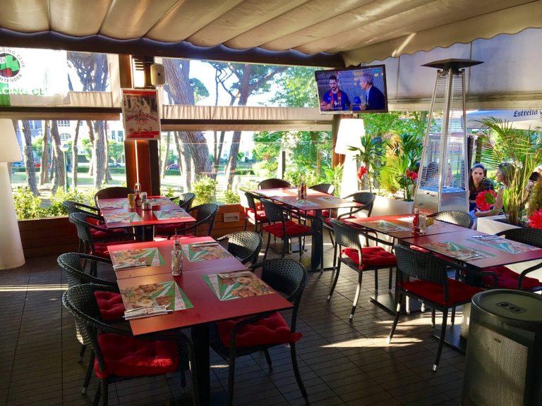 Restaurante para comer con niños en Max Sport Café en Santander, Cantabria
