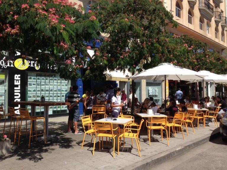 Terraza Bar Cos Santander