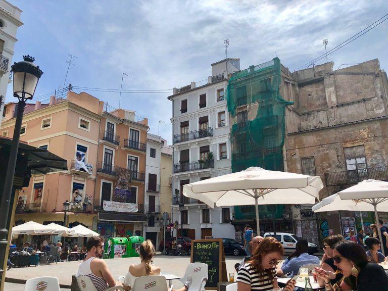 Terrazas, qué ver y qué hacer en Valencia