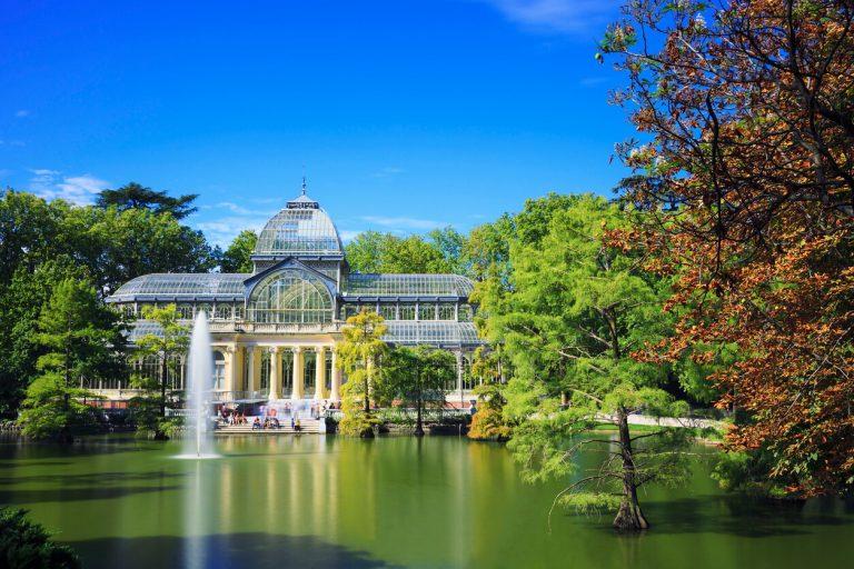 Palacio de Cristal, que ver y hacer en Madrid