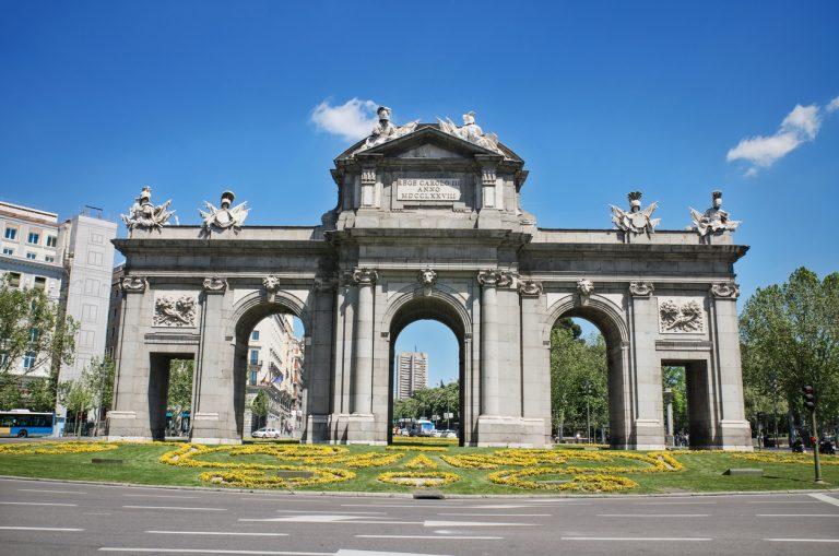 Puerta de Alcala, que ver y hacer en Madrid