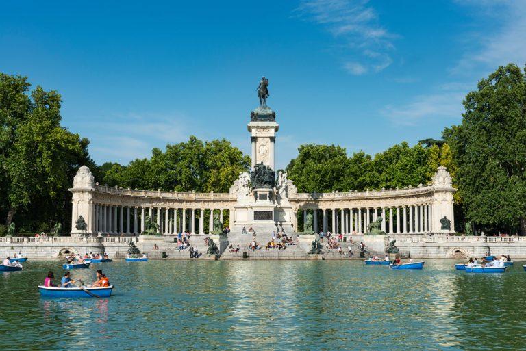 El Retiro, cosas que ver y hacer en Madrid