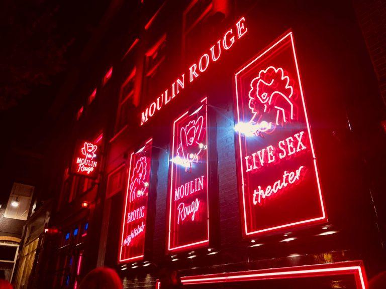 Qué ver y qué hacer en el barrio rojo de Amsterdam