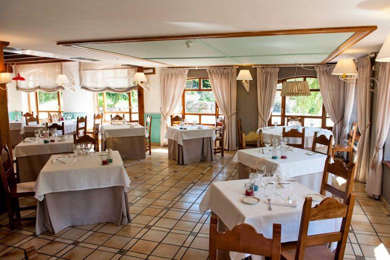 Hotel el Infantado donde comer en Potes