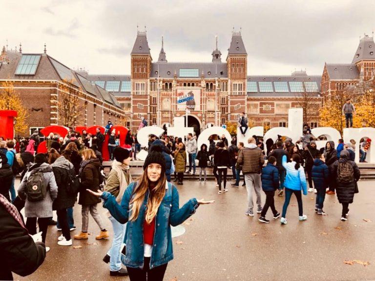 Qué ver y qué hacer en las letras de I Amsterdam