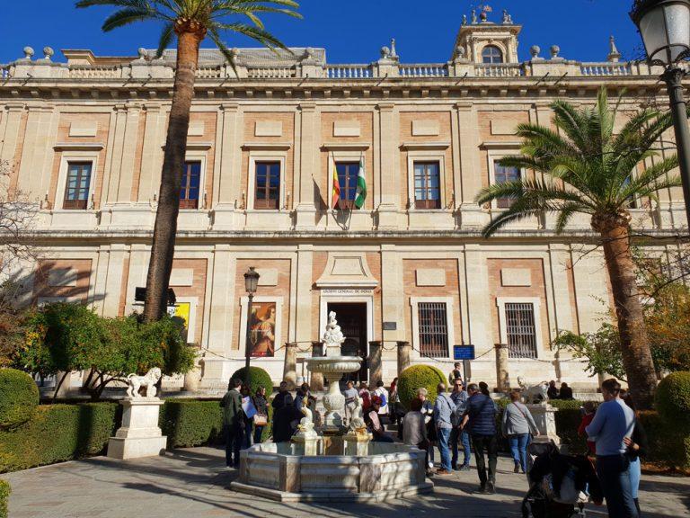 Archivo de Indias, qué ver y hacer en Sevilla