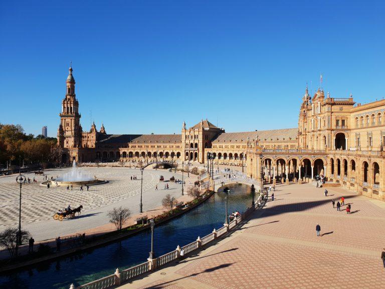 Plaza de España, qué ver y qué hacer en Sevilla