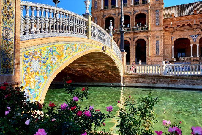 Plaza de España, qué ver y qué ver en Sevilla