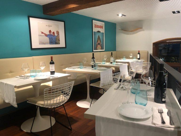 Restaurante Zissou Santander