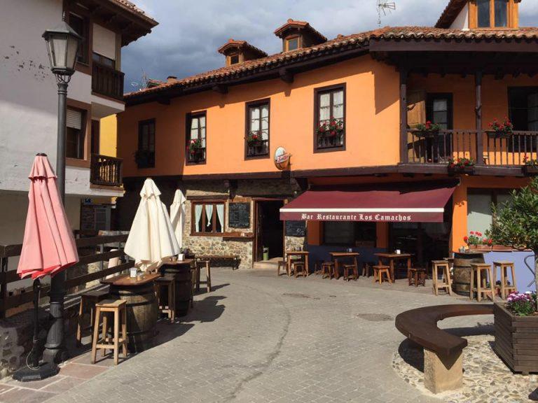 Restaurante Los Camachos en Potes